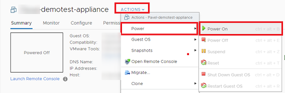Utilizing vCenter as a Source and Target